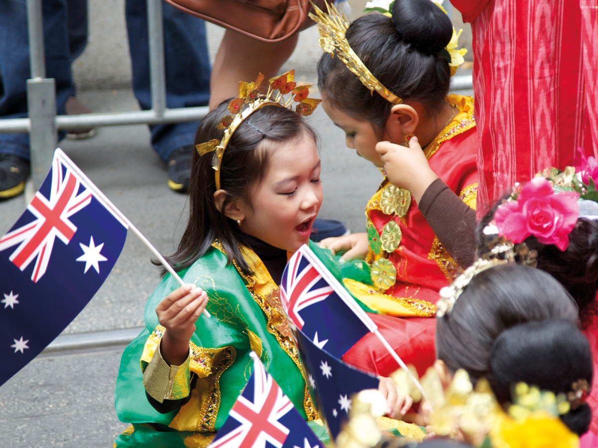 Community Sentiment and Chinese Australian Experiences