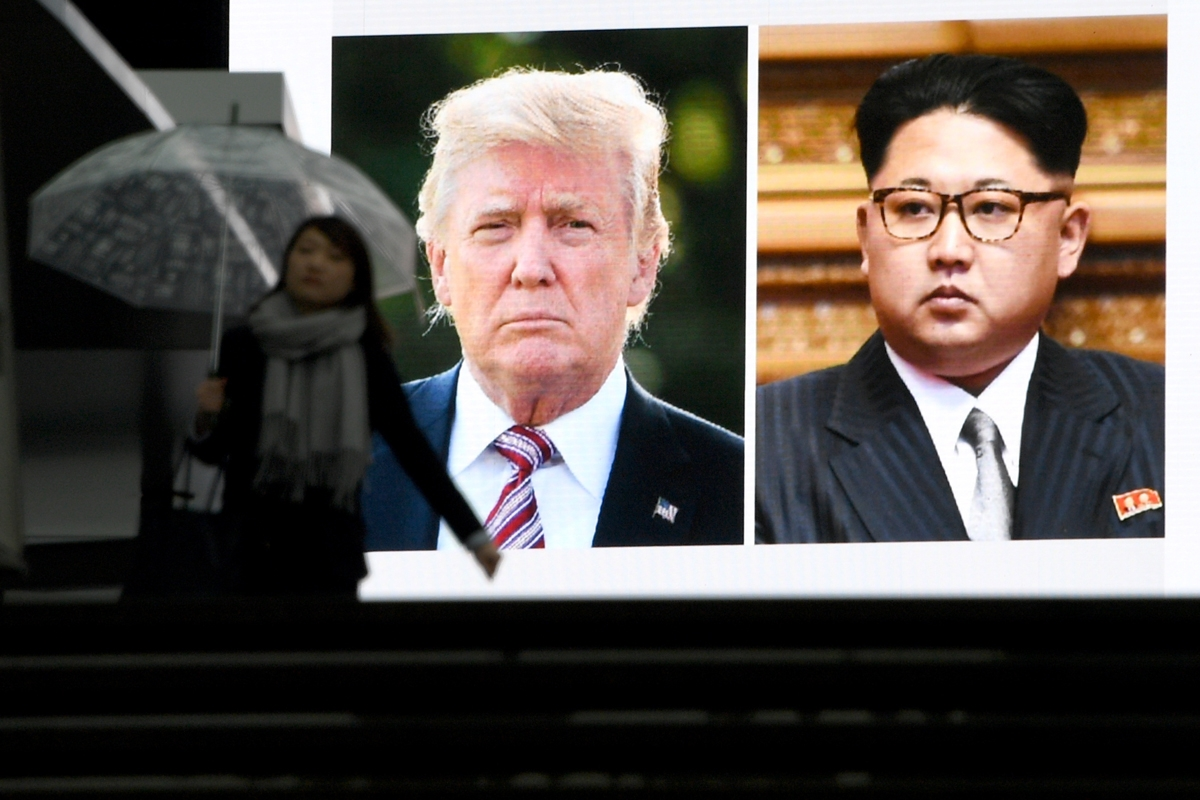 Donald Trump plans to meet with Kim Jong Un