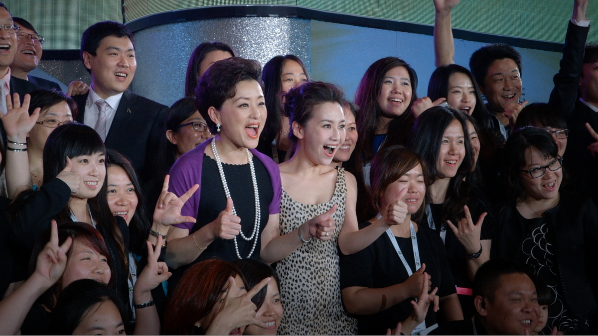 The other half of the sky – Stories of Chinese businesswomen