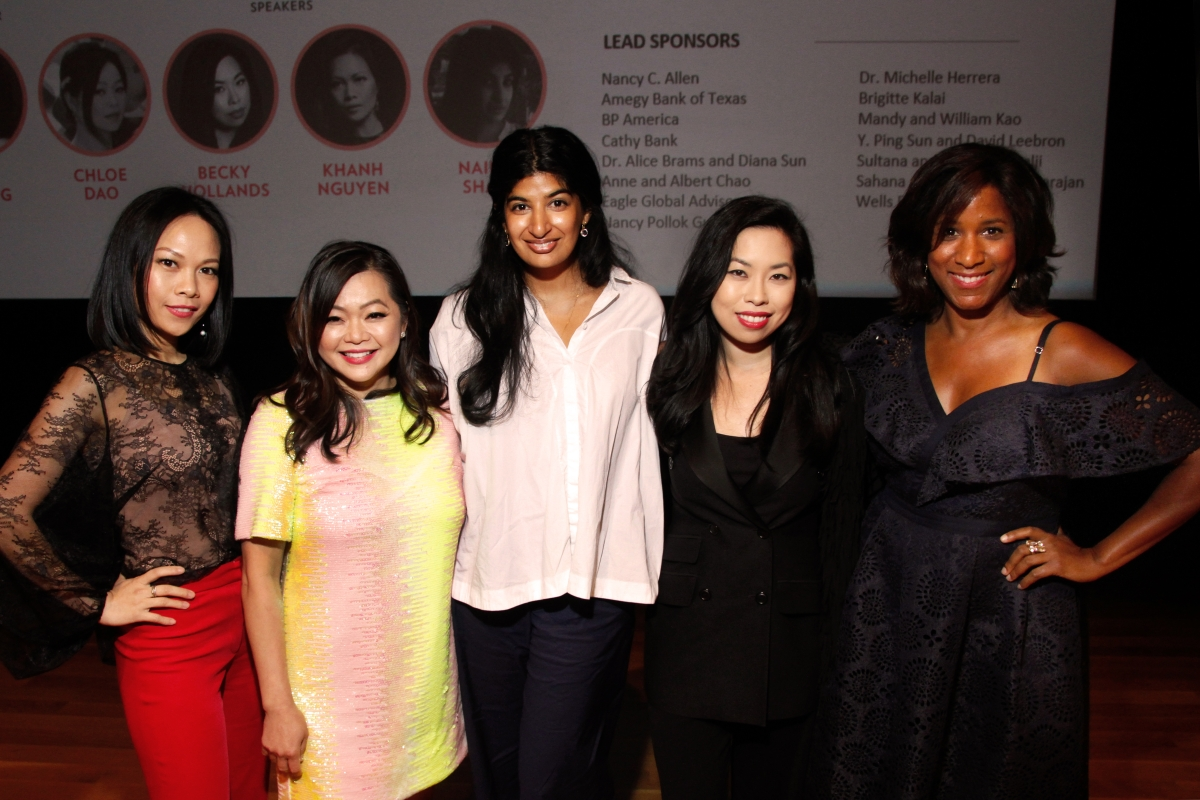 Asia Society Concludes 2017 2018 Women S Leadership Series With Women In Fashion Evening Asia Society