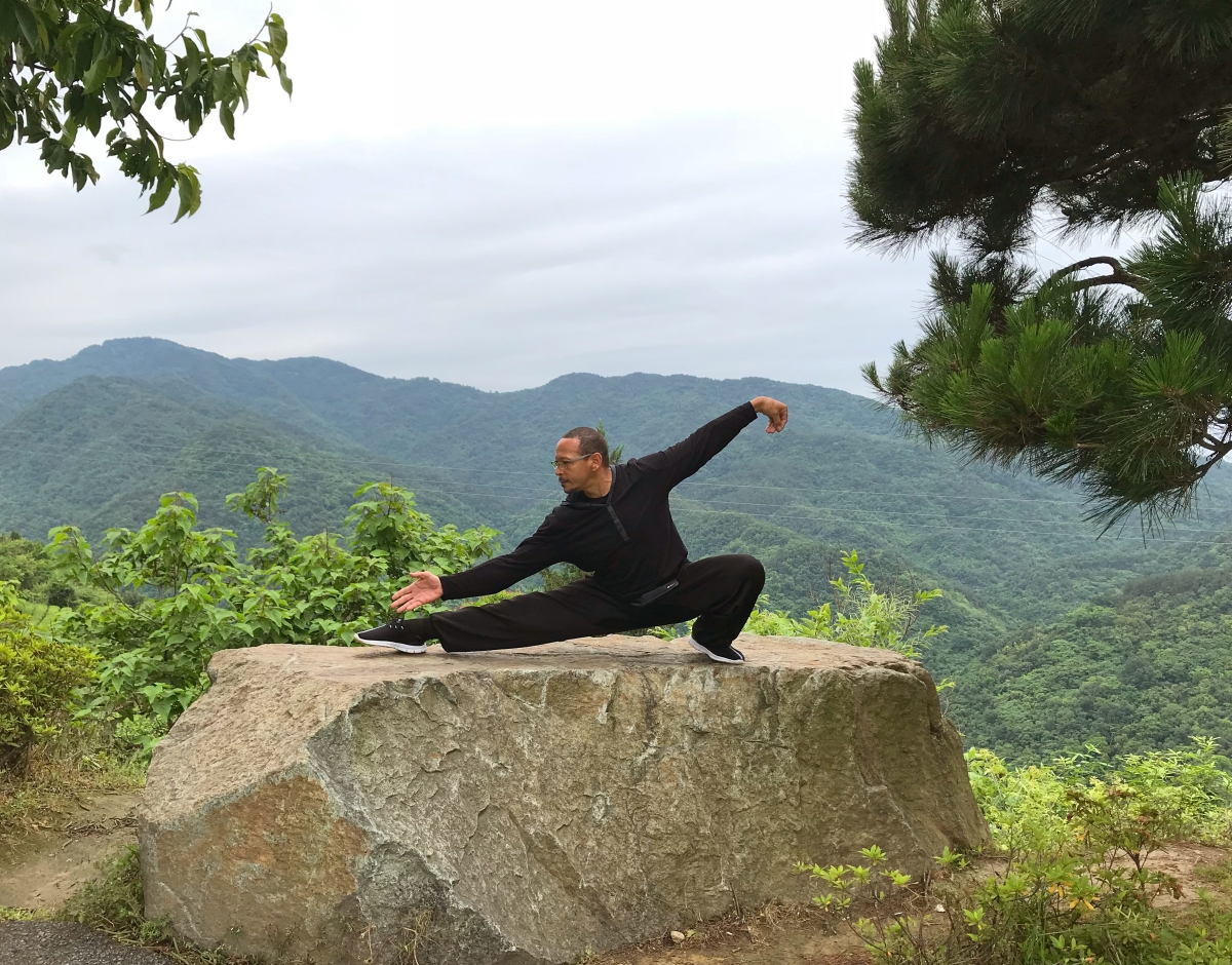 Qigong Workshop with Henderson Smith