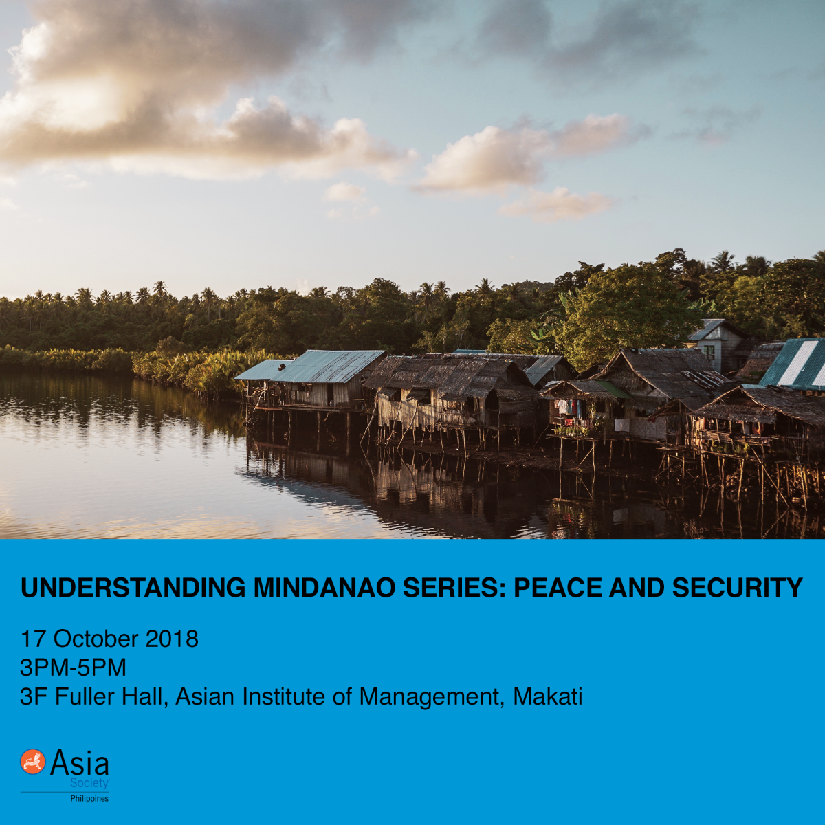 Peace & Security | 17 October 2018 | 3 PM | AIM