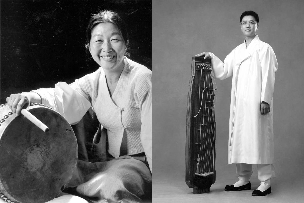 The Timeless Musical Traditions of Korea