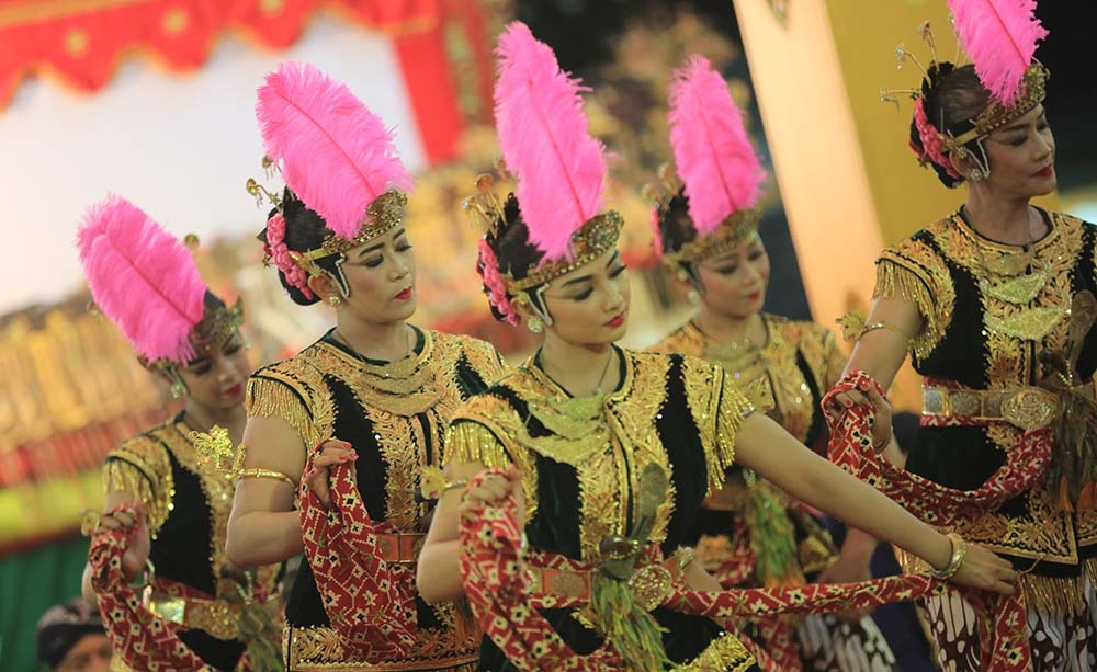 Music and Dance of Yogyakarta