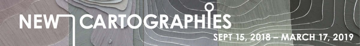 New Cartographies banner