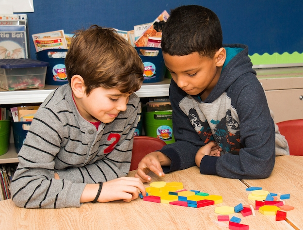 Go Math Learning Stations