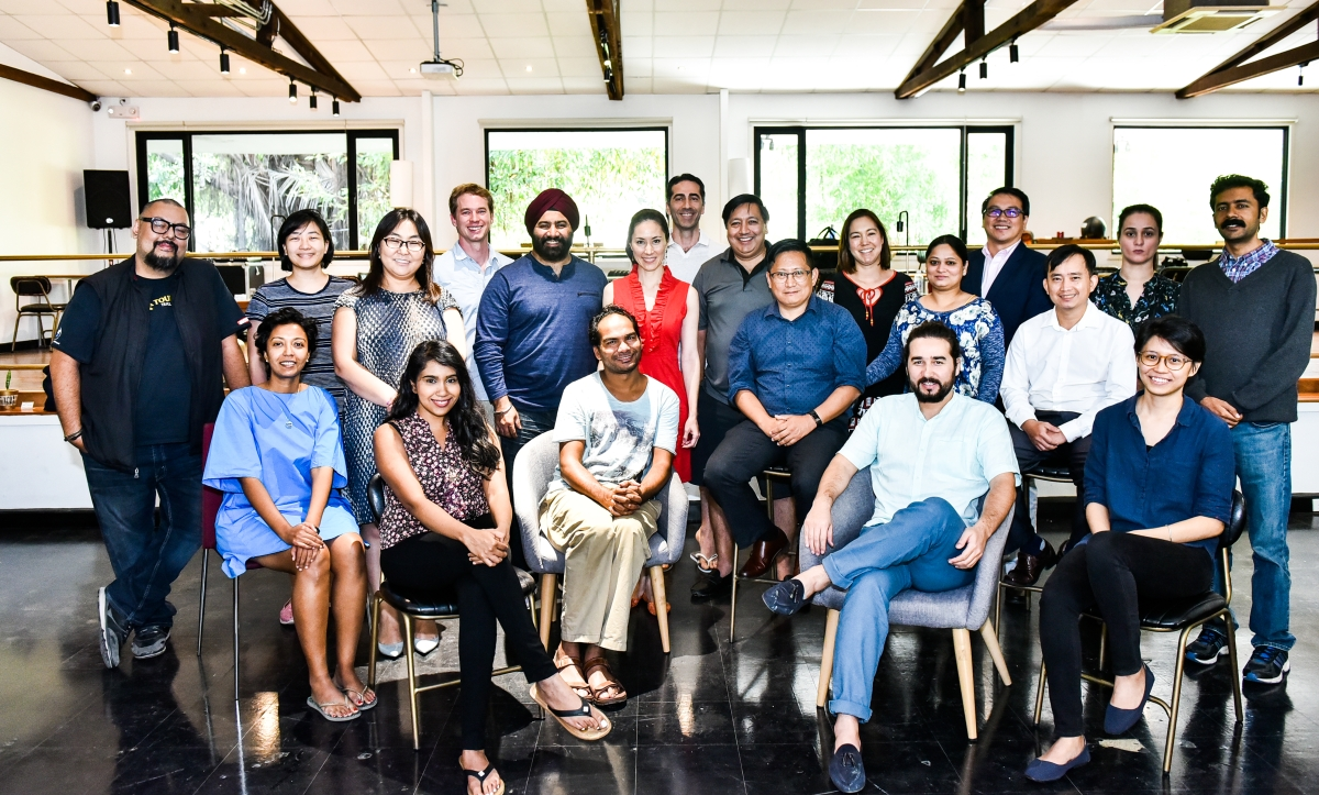 2018 Action Lab Group Photo