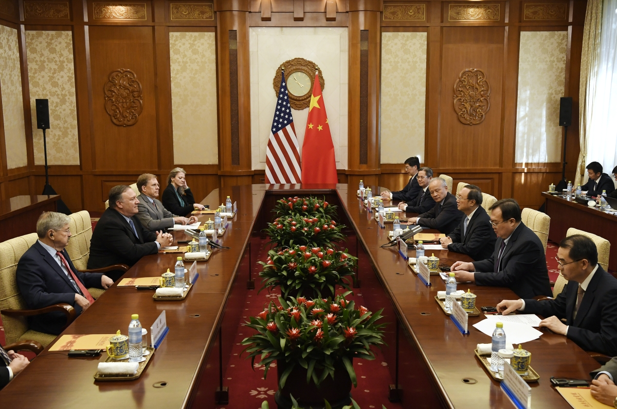 Task Force on U.S.-China Policy