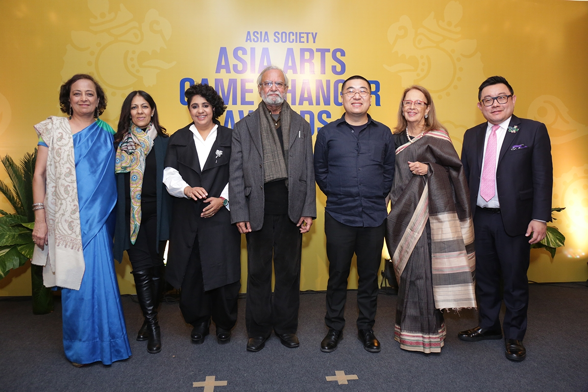 2019 02 01 Asia Arts Game Changer Awards India Honorees