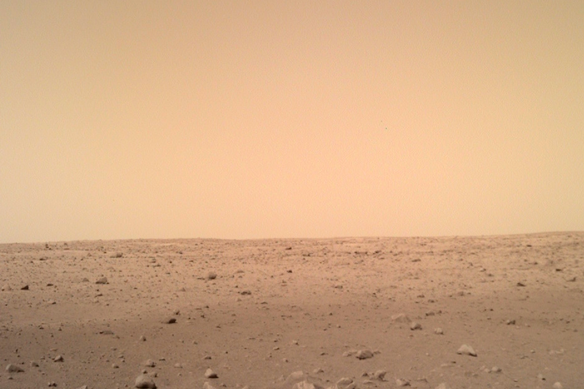 Mars, Courtesy NASA/JPL-Caltech