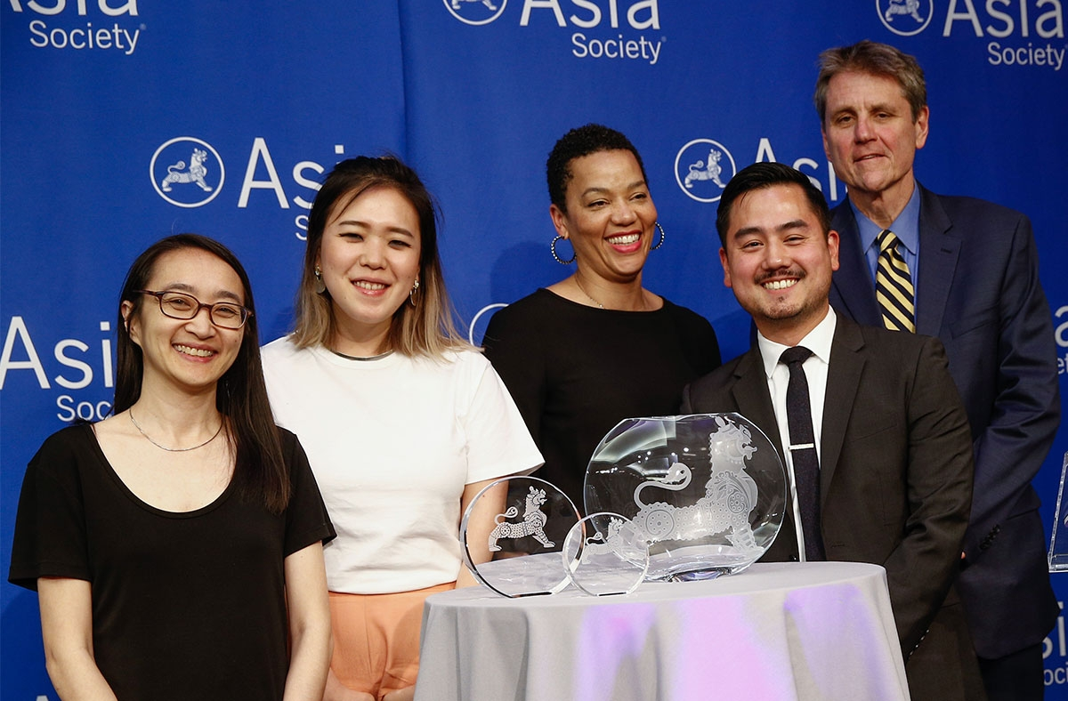 Buzzfeed at Asia Society Awards