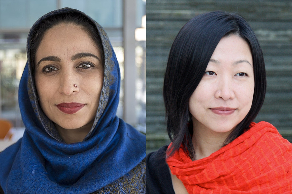 Artists' Talk: Ambreen Butt and Beili Liu