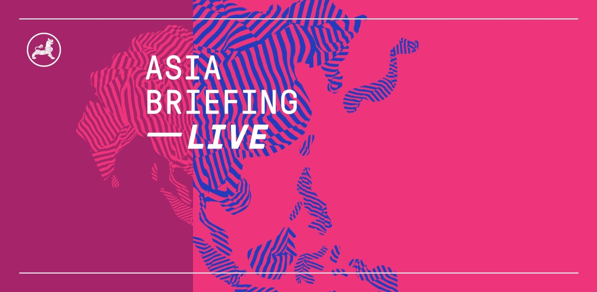 Asia Briefing LIVE 2019 (Sydney) | Asia Society
