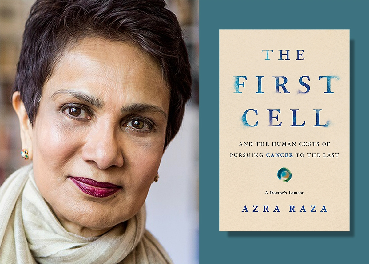 Image result for the first cell azra raza