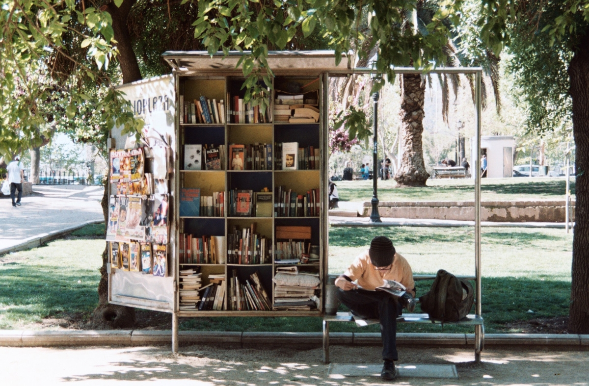 reading. laetitia bucaylet / unsplash