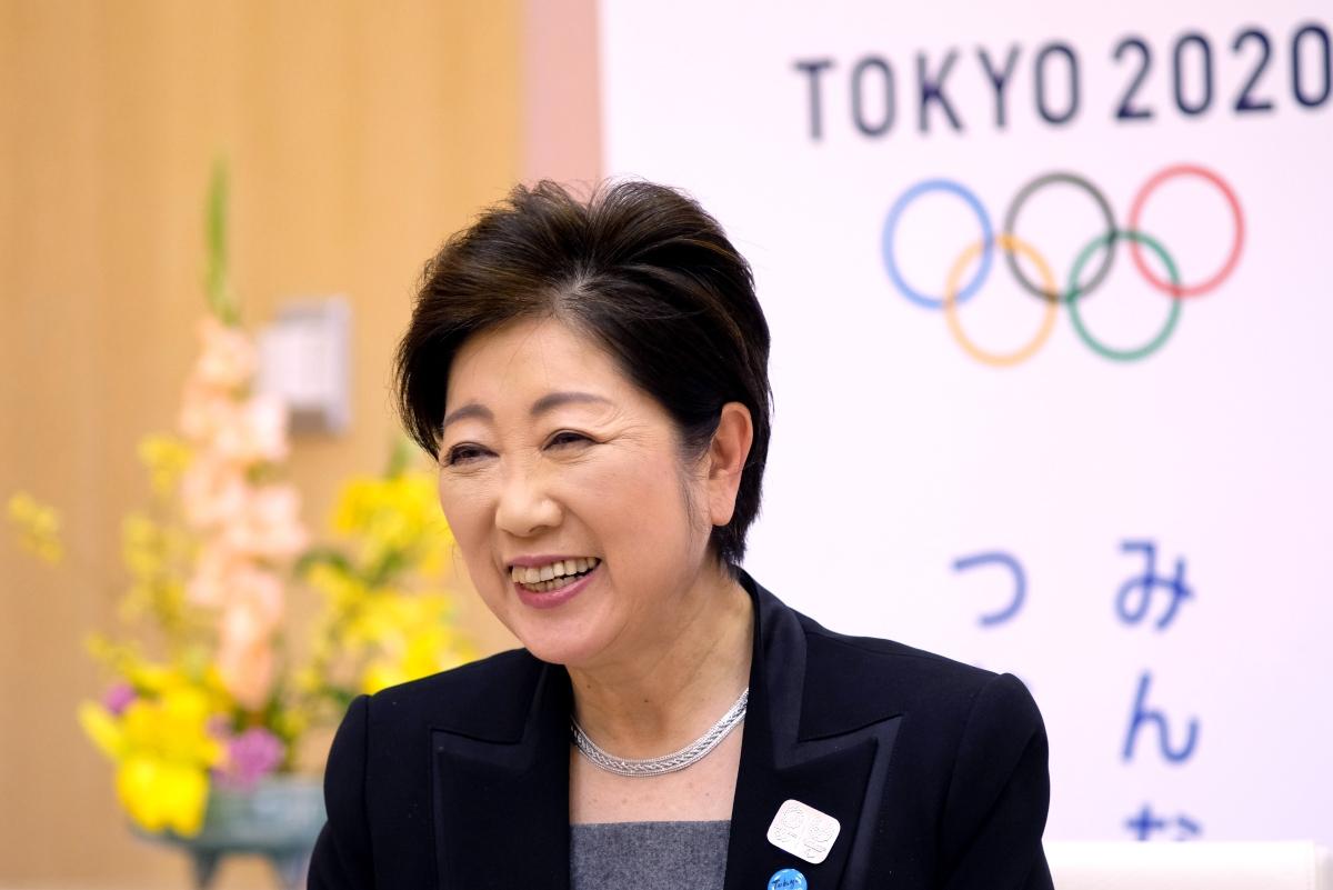 Yuriko Koike | Asia Society