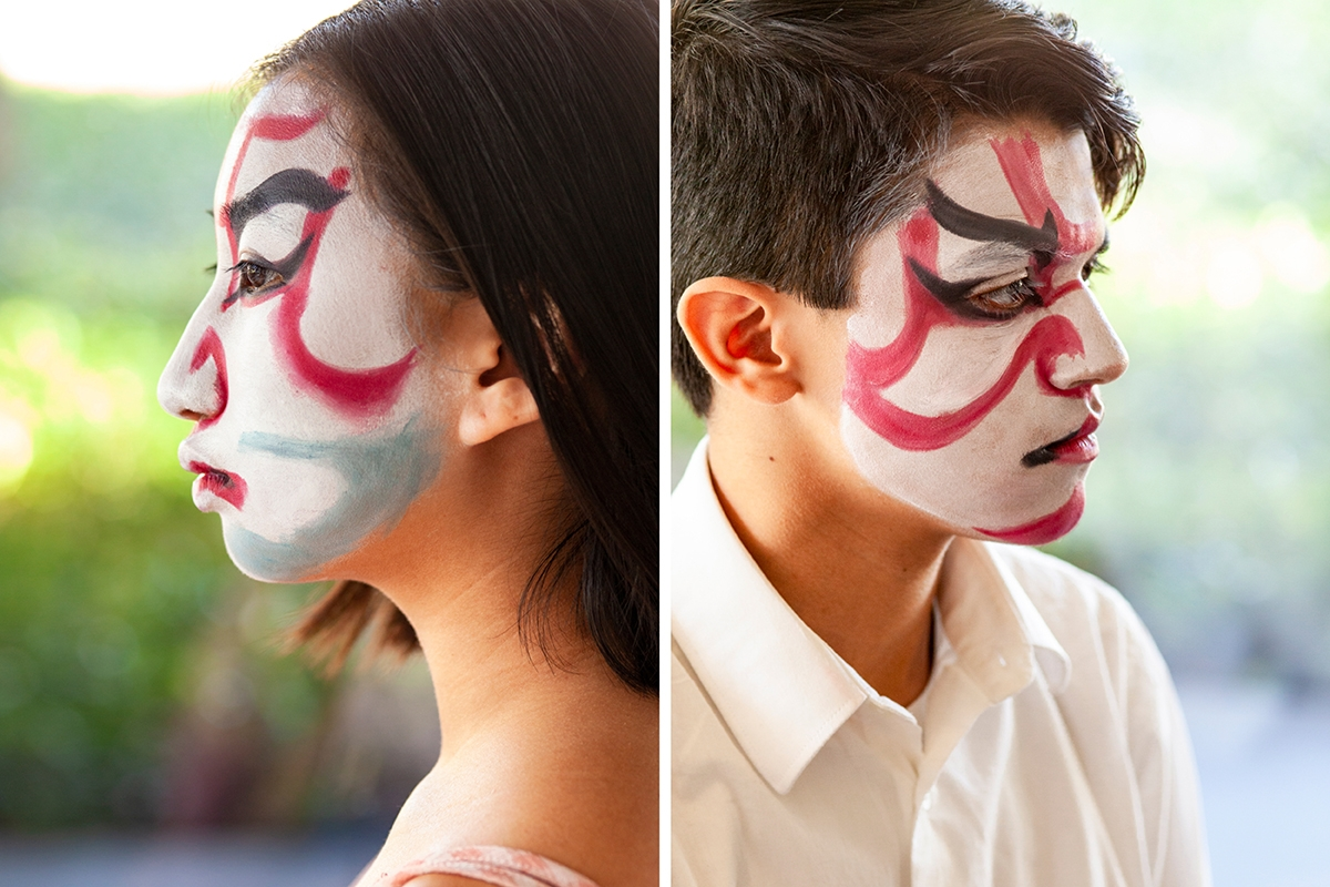 Art Workshop: The Drama of Kabuki