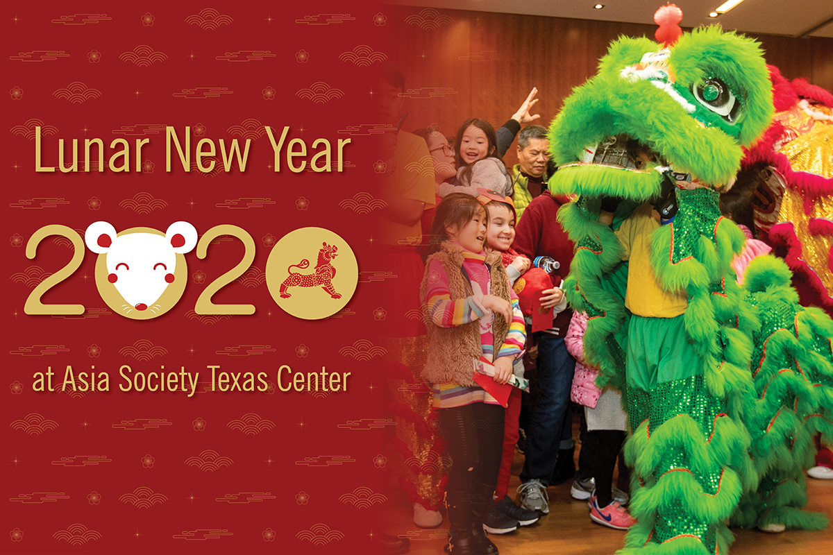Asia Society Houston – Lunar New Year Family Festival