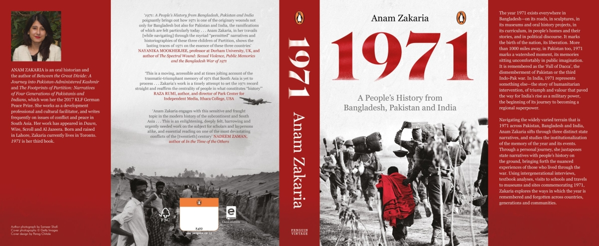 1971: A People's History from Bangladesh, Pakistan and India