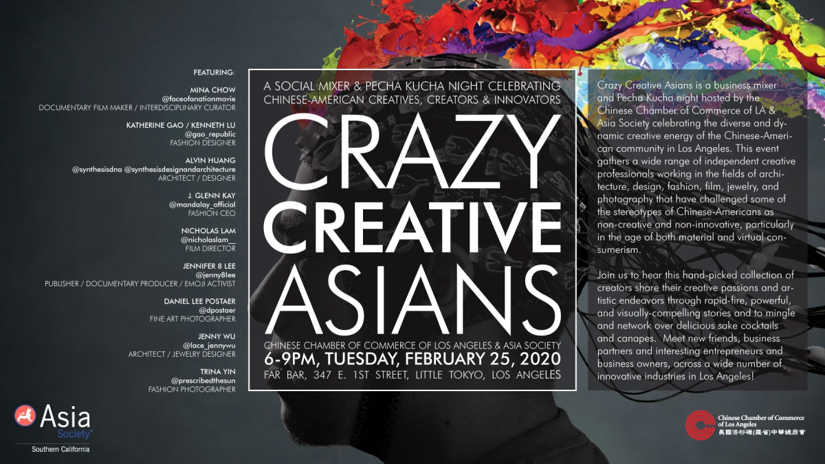 Crazy Creative Asians LA