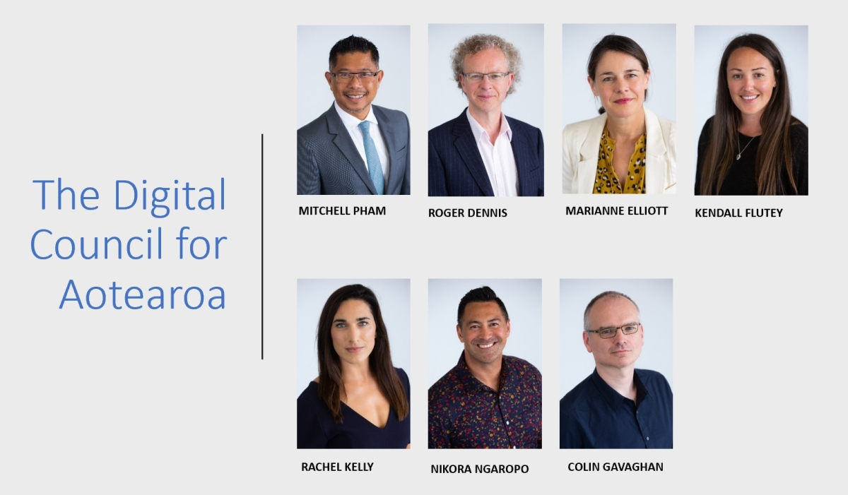 Digital Council for Aotearoa New Zealand