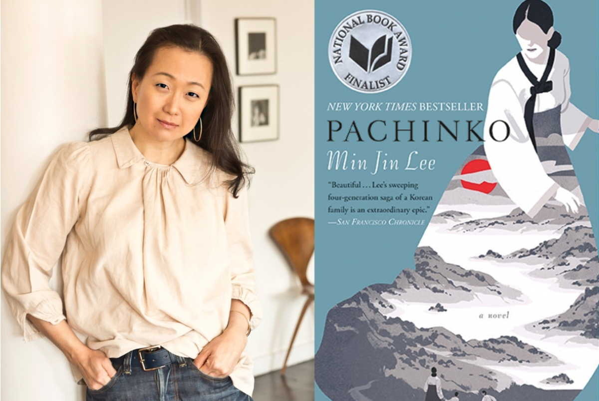 Min Jin Lee, author of Pachinko