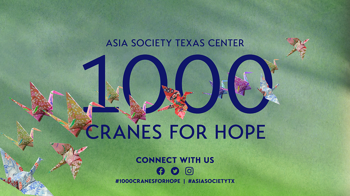 1000 Cranes for Hope