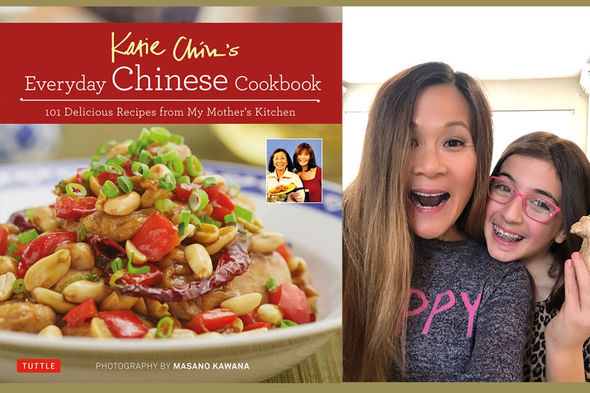 Kids- Let's Cook! With Katie Chin and Becca