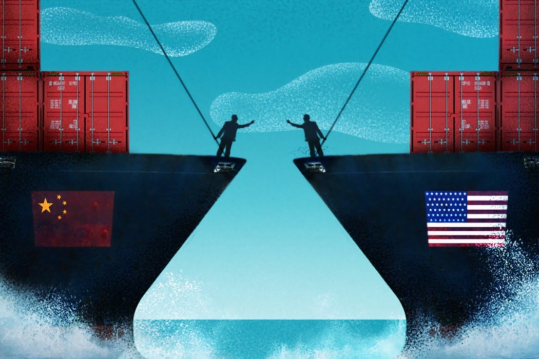 Making Money in a Time of Troubles: U.S.-China & COVID-19