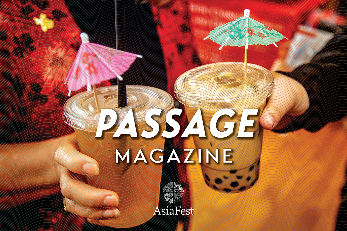 AsiaFest 2020 Passage Zine