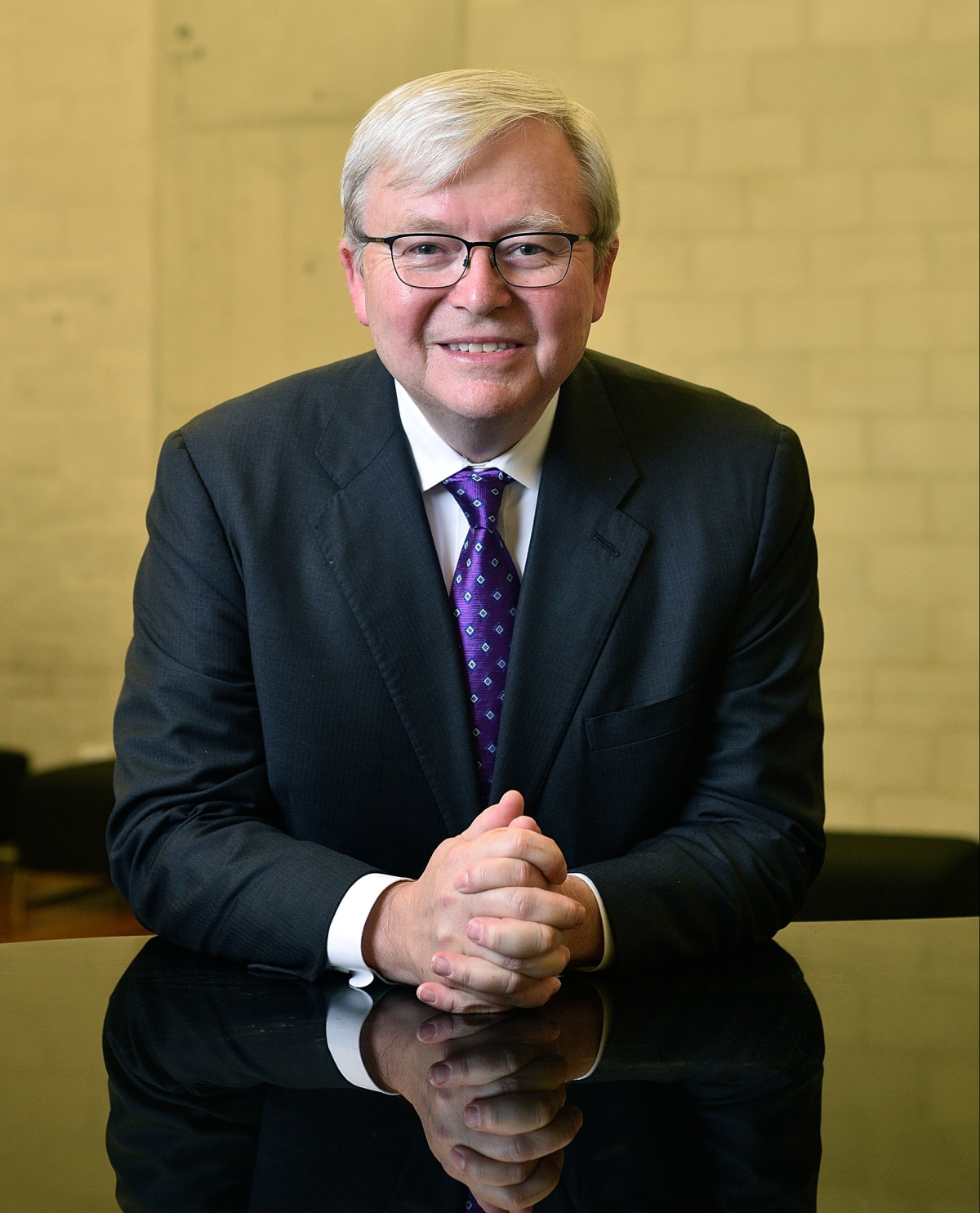 Asia Society Announces Appointment of The Honorable Kevin Rudd as President and Chief Executive Officer