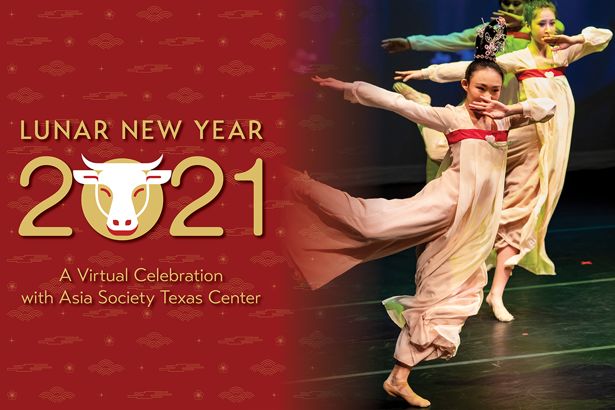 Lunar New Year 2021 A Virtual Celebration Asia Society