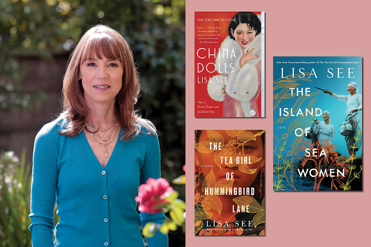 Conversation with Lisa See
