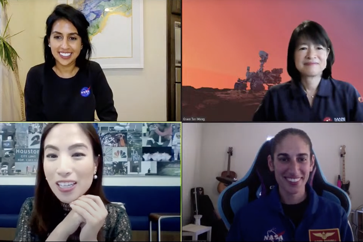 asiasociety.org: Bank of America Women's Leadership Series Spotlights Trailblazing Women Breaking Barriers in Space Exploration