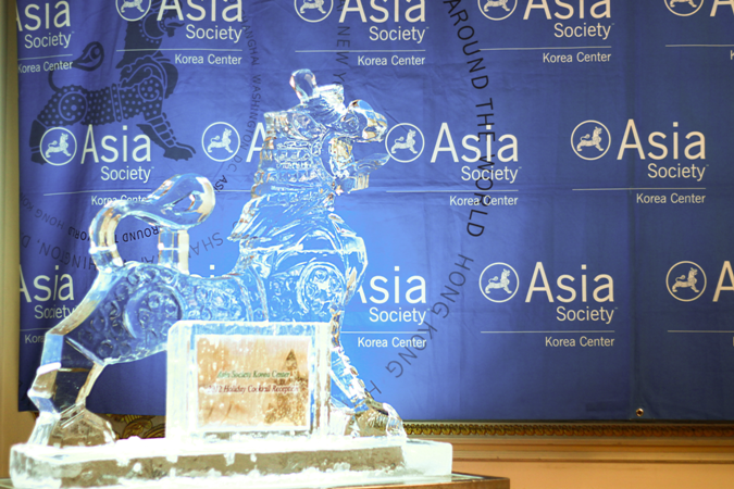 Asia Society's Leo gets a makeover!