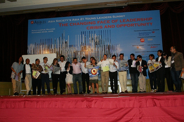 """The Changing Face of Leadership: Crisis and Opportunity""