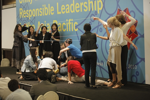 """Unity in Diversity: Responsible Leadership in the Asia-Pacific""