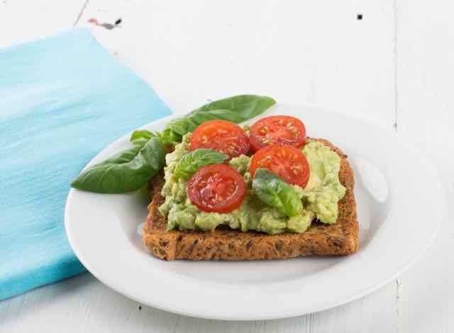 Classic New Zealand Avocado on Toast