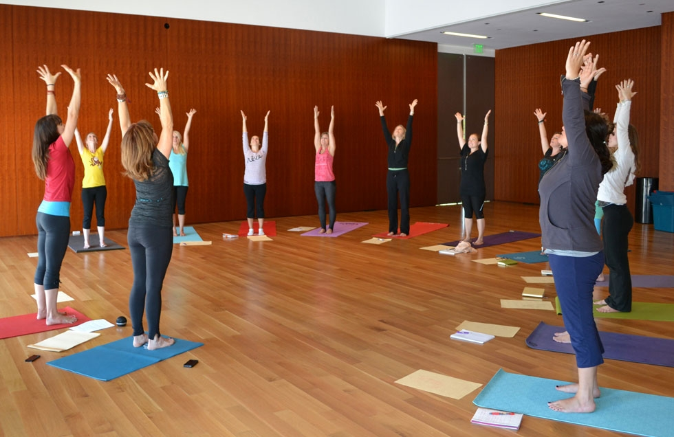 Yoga For Mind And Body Asia Society