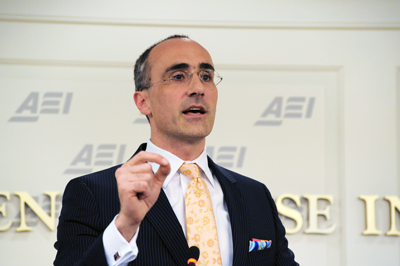 Arthur C. Brooks, President of the American Enterprise Institute for Public Policy Research, is the author of eight books including Gross National Happiness (www.arthurbrooks.net)