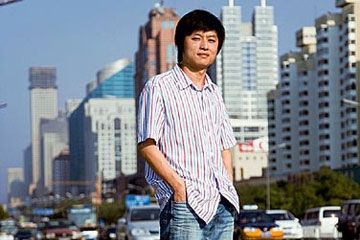 Environmental activist and former Asia 21 Fellow Wen Bo.