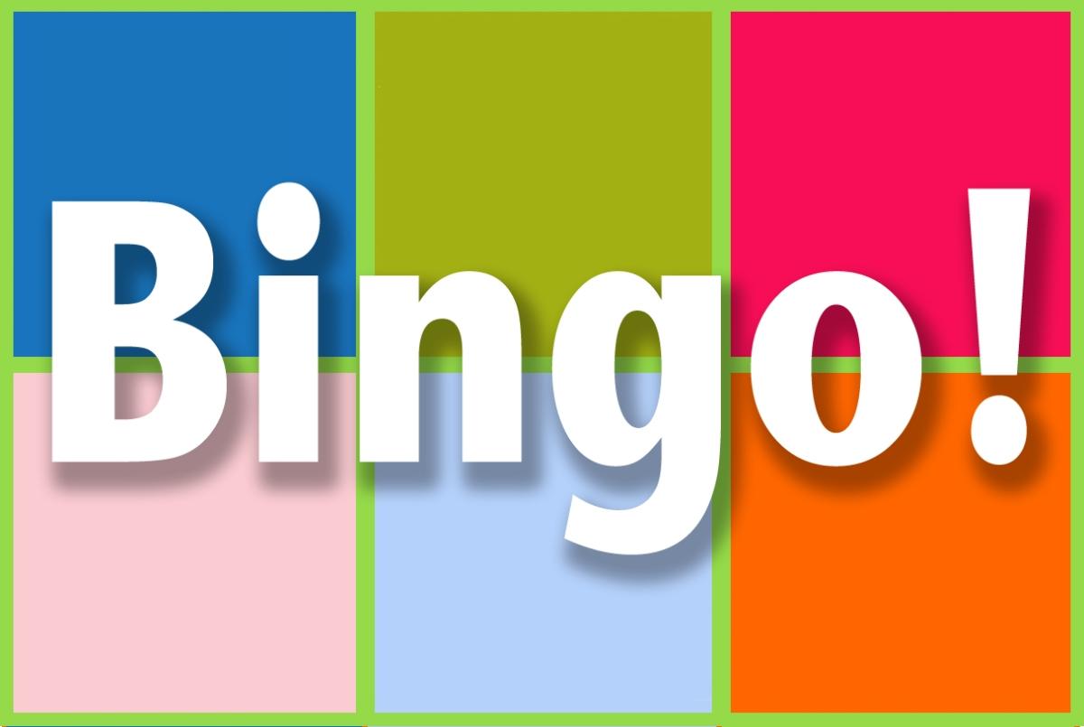 Natural Resources Bingo