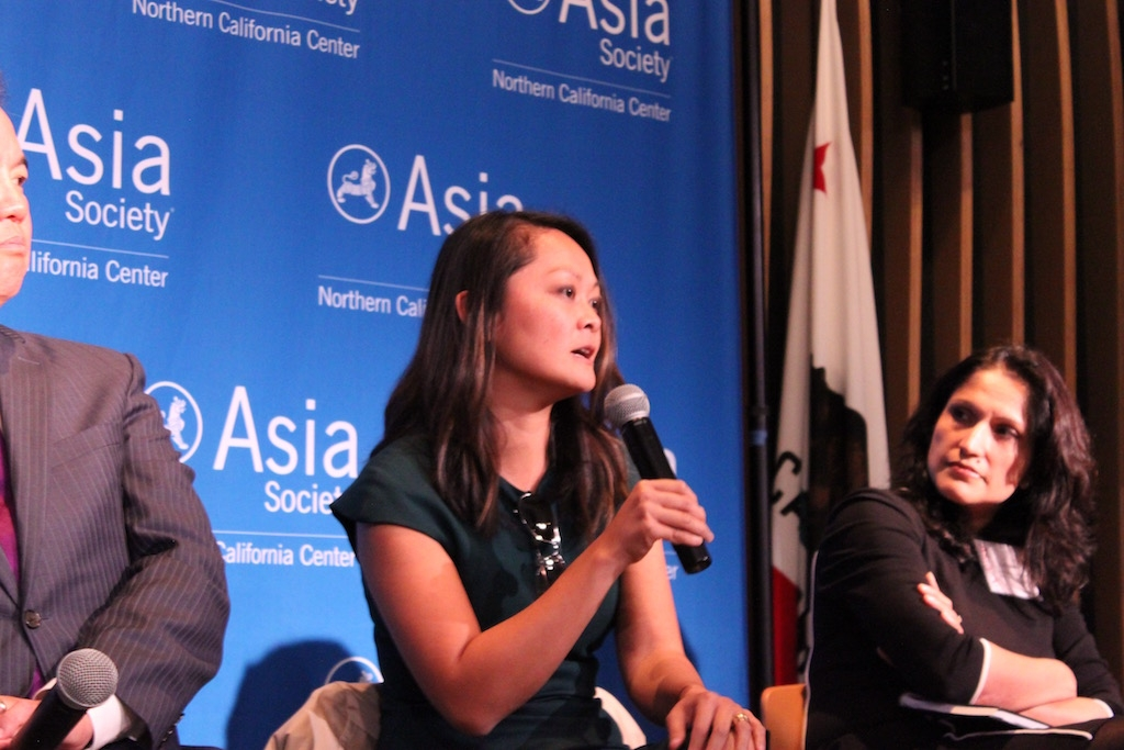 Carmen Chu is the Assessor-Recorder for the City and County of San Francisco. (Yiwen Zhang/Asia Society)
