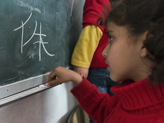 Learning Chinese Pays Dividends: Of Characters and Cognition | Asia