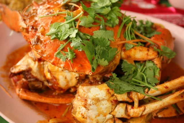 Crab Curry (Photo by iwillnotsuccumb/flickr)