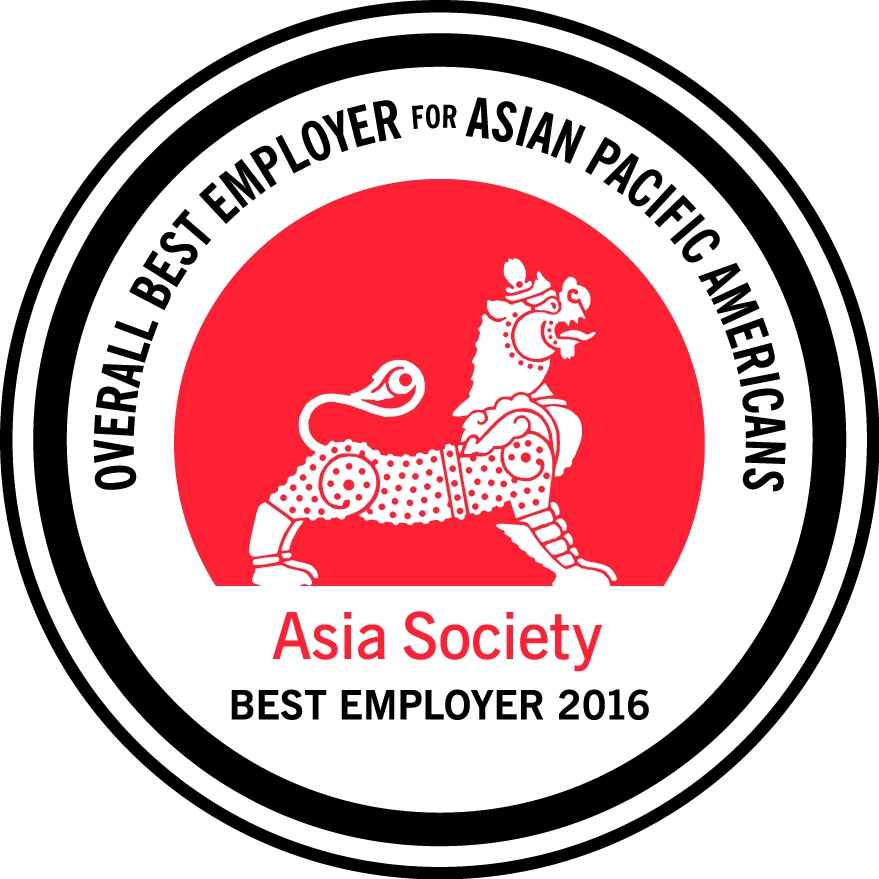 IBM named the 2016 Overall Best Employer for Asian Pacific Americans
