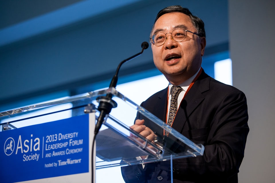 Ronnie C. Chan, Chairman, Hang Lung Group Limited & Co-Chair, Asia Society