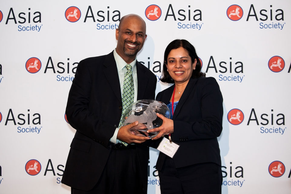 Best Company for Support of the APA Community: GOLDMAN, SACHS & COMPANY - Vrinda Menon, Managing Director, Goldman Sachs, & Apoorva Gandhi, Vice President, Multicultural Markets and Alliances, Marriott International, Inc. (Presenter)