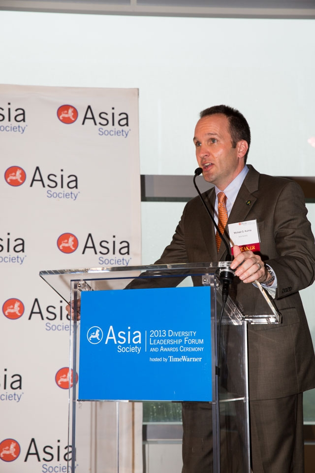 Michael G. Kulma, Executive Director, Global Leadership Initiatives, Asia Society - Welcome and Opening Remarks