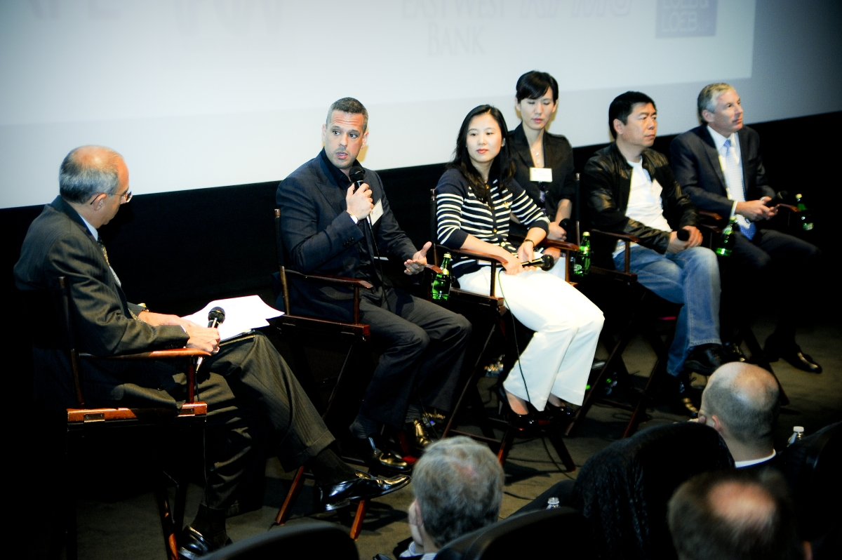 2011 U.S.-China Film Summit